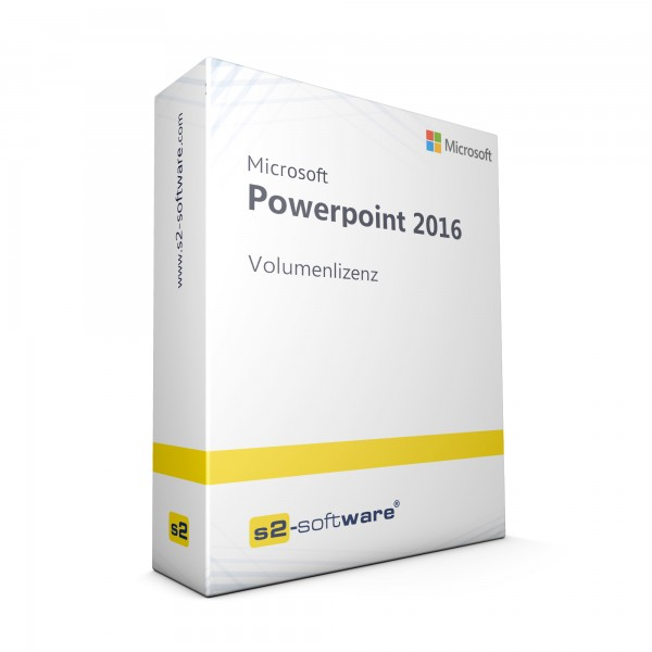Office PowerPoint 2016