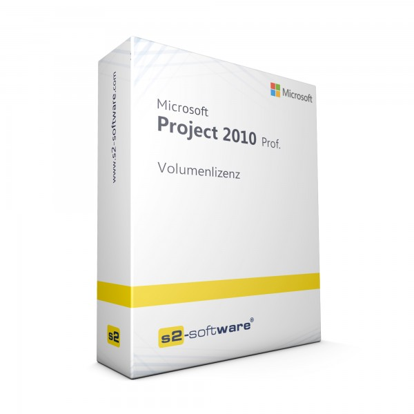 Project 2010 Professional